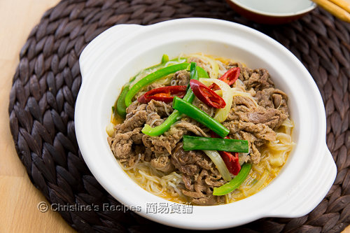 Satay Beef with Vermicelli Noodles02