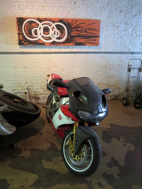 Bimota SB8R Motorcyle