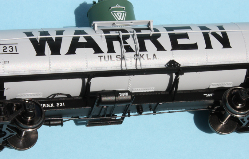 Modeling The Sp The New Tangent Insulated Tank Car