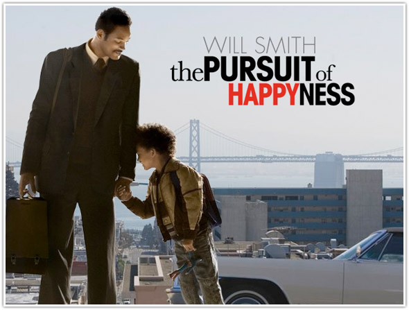 The pursuit of happiness essay from the movie