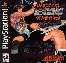 ECW Hardcore Revolution - PS1 - ISOs Download