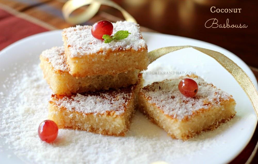 Vegan Polenta Fruit Cake