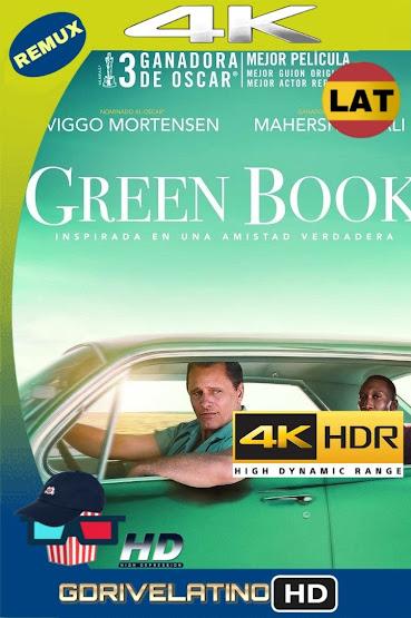 Green Book: Una Amistad Sin Fronteras (2018) BDRemux 4K HDR Latino-Ingles MKV