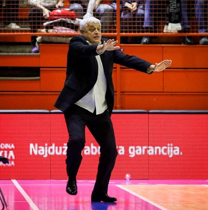 Muta veruje da će Partizan srušiti Albu! (FOTO)