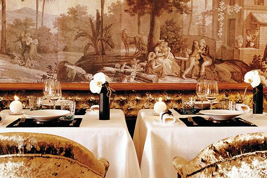Restaurantes em Mônaco