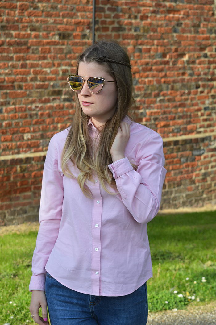 jack wills pink shirt fashion bloggers