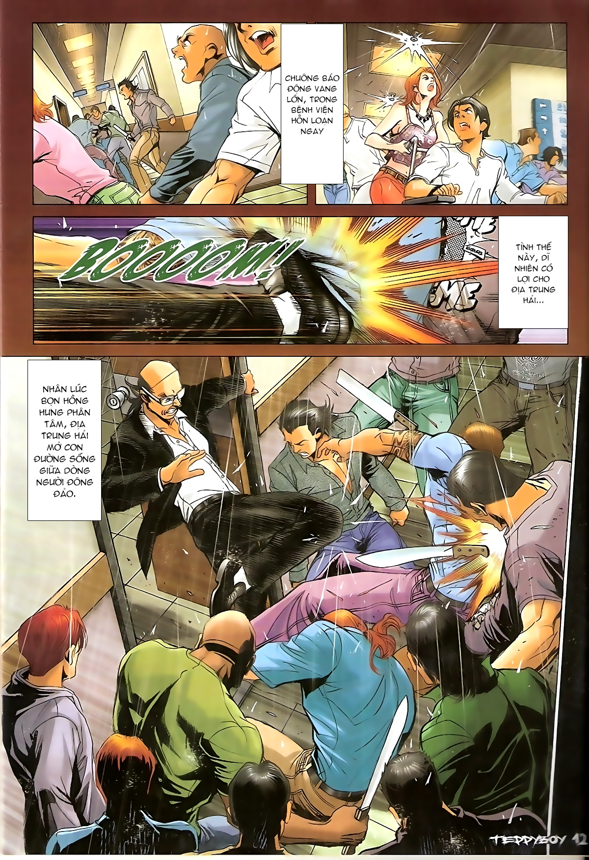 Người Trong Giang Hồ - Chapter 1317: Tao phải thắng lão - Pic 10