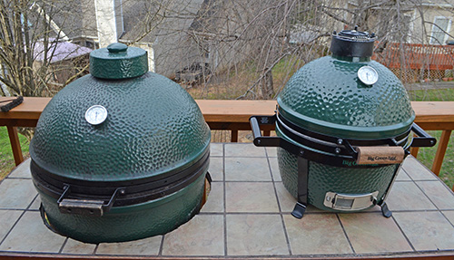 Mannix Pools, kamado grill, kamado smoker, portable kamado
