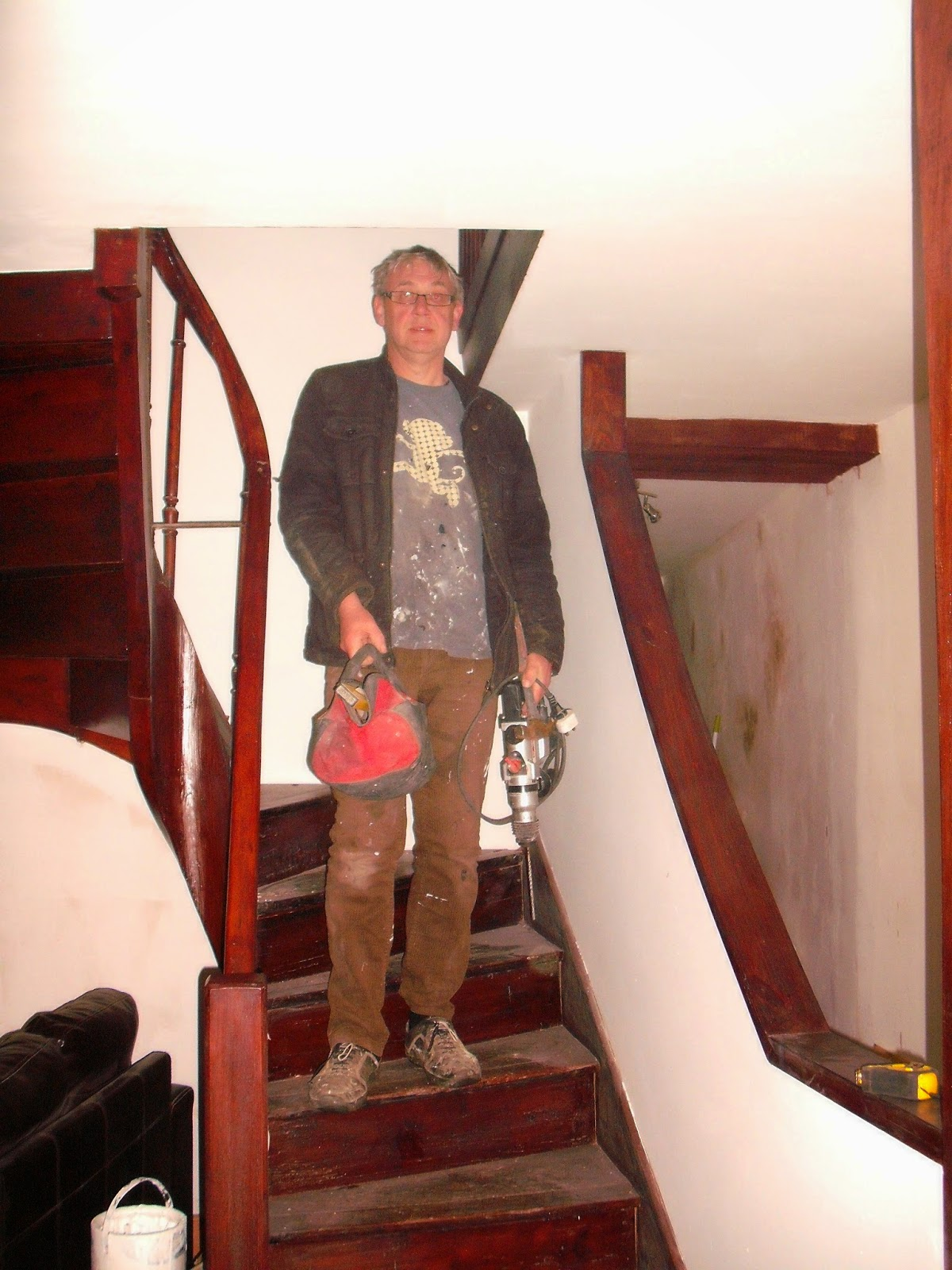 renovating an old french house