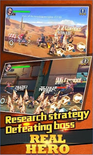 Game Real Hero:Fighting Revolution App
