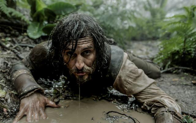 Primeras imágenes del rodaje de 'Oro' de Agustín Díaz Yanes