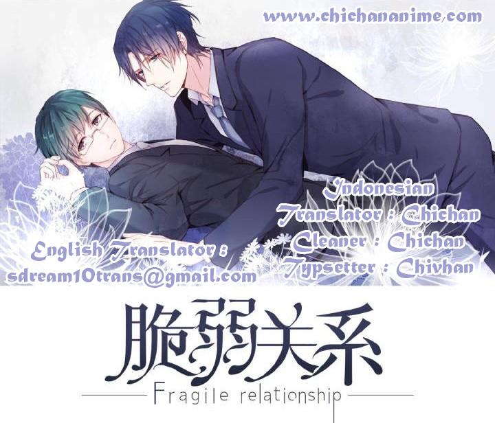 Blood Link Manga Chapter 8: Fragile Relationship Chapter 3