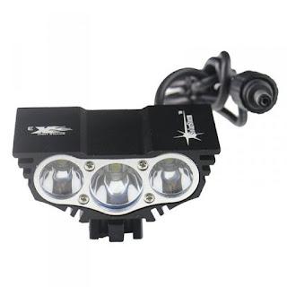 potentes luces delanteras para bicicletas