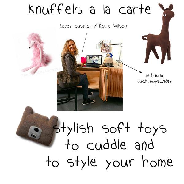 knuffels soft toys