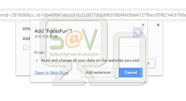 FocusFun (Extensión forzada)