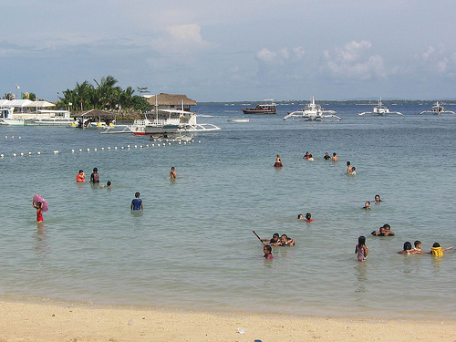 Its Romelyn Affordable Beach in Cebu