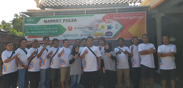 pulsa murah, bisnis pulsa market