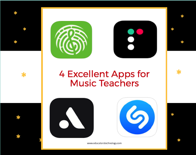 1 Four Instructional Music Apps for Academics and College students