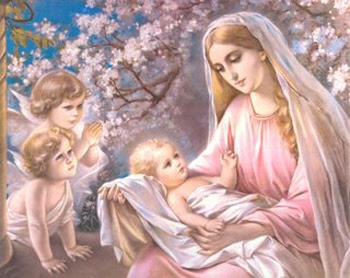 Mẹ Maria, bà có biết