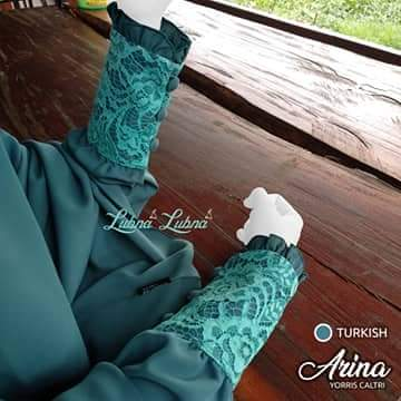 Arina By Lubna  Edisi Januari 2019 Arina Turkish