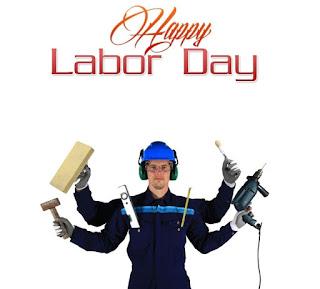Wallpaper happy labor day