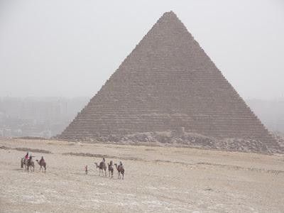 gran piramide egipto