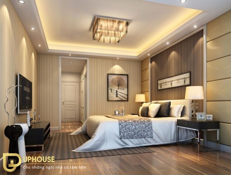 Phòng ngủ phong cách tân cổ điển 08
