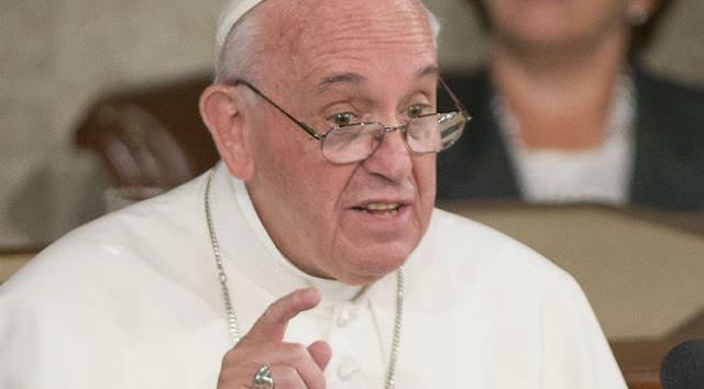 Ferenc pápa: Európa elöregedett, ezért új emberek befogadására van szükség!  <br>Ferenc pápa: Európa elöregedett, ezért új emberek befogadására van szükség!