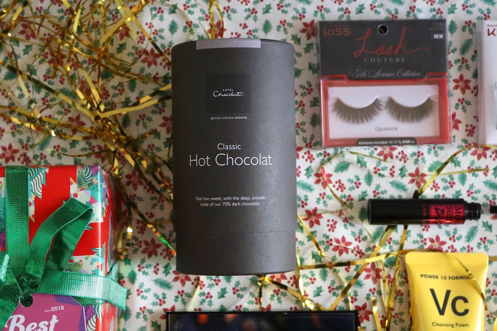 HOTEL CHOCOLAT CLASSIC DRINKING HOT CHOCOLAT £9