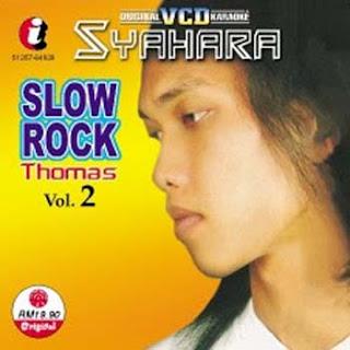 Lirik Lagu Syahara - Thomas Arya