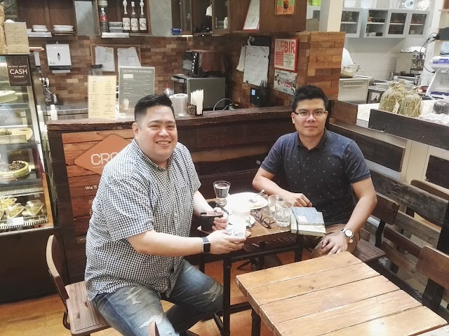 A chat with Randell Tiongson about Manila, Dubai and MoneyTalks UAE 2017