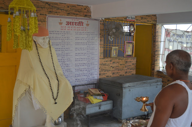 Shri Shirdi Sai Baba Sansthan, Chhota Dham Shirdi Sai Dham, Ram Govind Singh Mahuli Halt, Parsa, Patna   IMAGES, GIF, ANIMATED GIF, WALLPAPER, STICKER FOR WHATSAPP & FACEBOOK