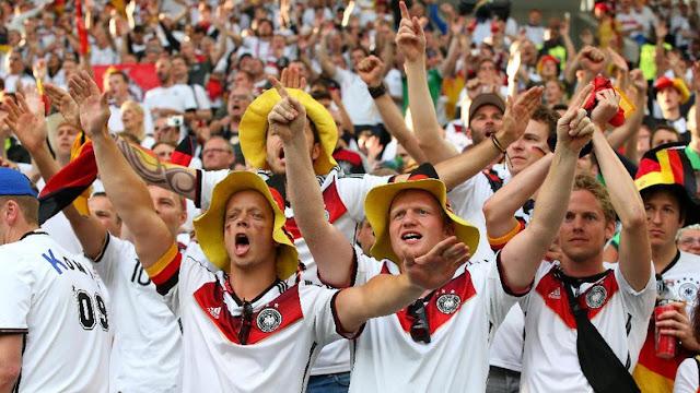 Jerman Masuk Bursa Calon Tuan Rumah Piala Eropa 2024