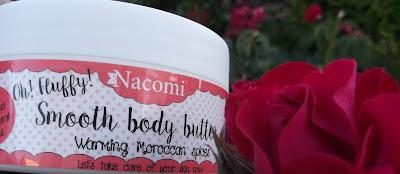 NACOMI: Manteiga corporal de especiarias marroquinas