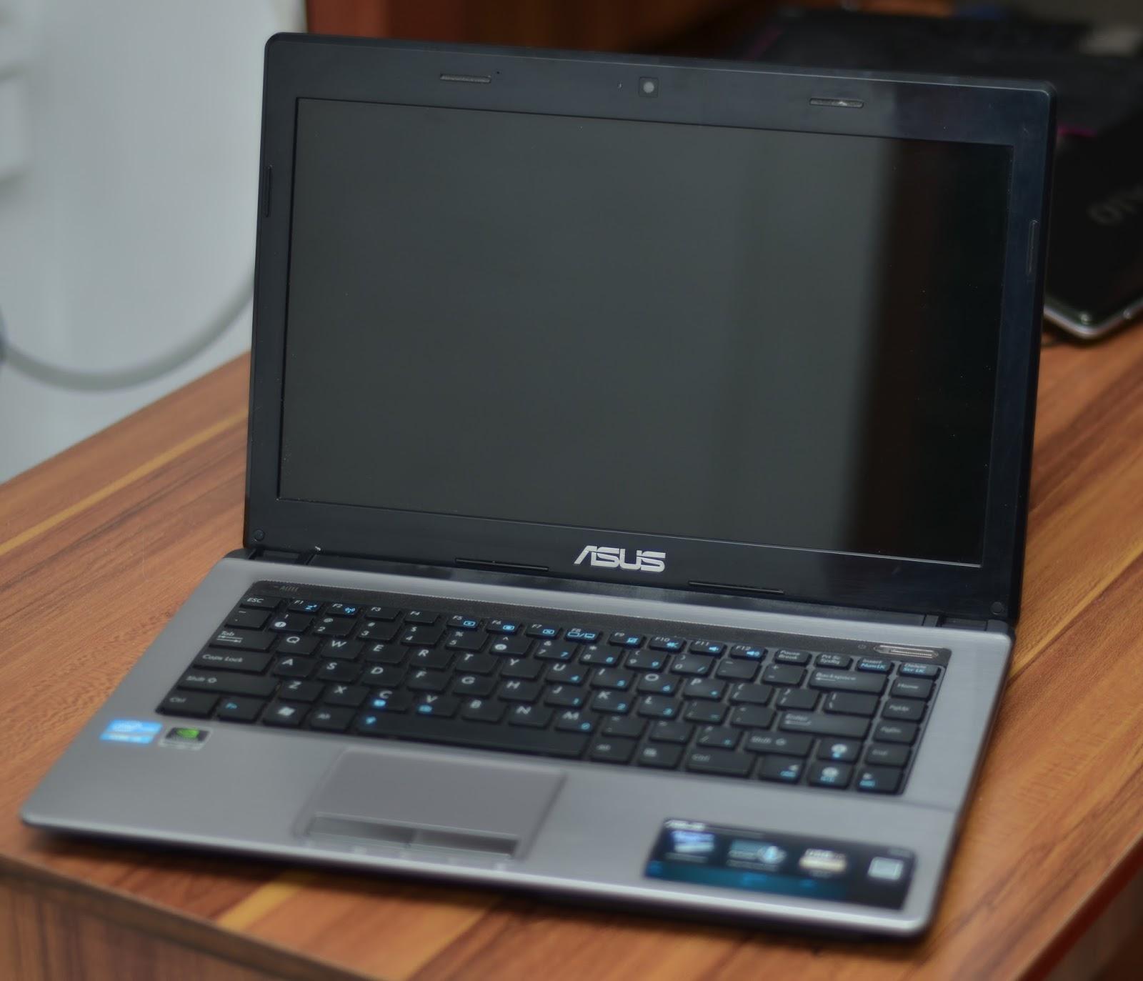 Jual Laptop Gaming ASUS A43S I3 SandyBridge
