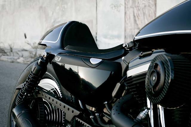 RSD Technics Harley 883 Sportster