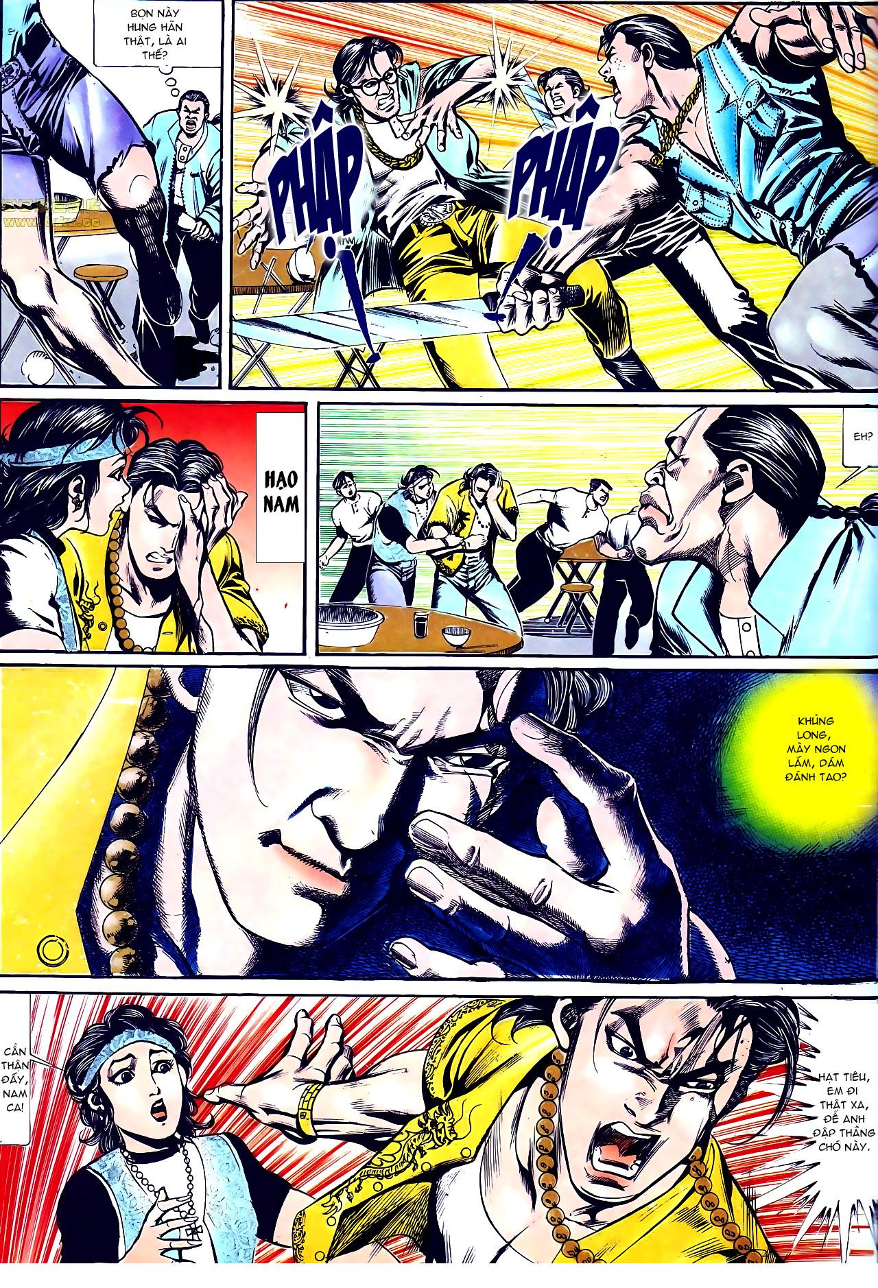 Người Trong Giang Hồ chapter 160: chém đại phi trang 9