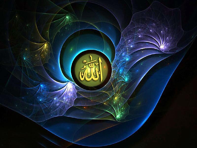 Gambar-gambar kaligrafi islami Terbaru Paling Indah dan