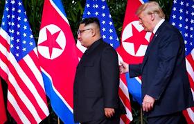 Trump & Kim Refuse To Reach Agreement