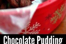 Chocolate Pudding Christmas Cookies Recipe