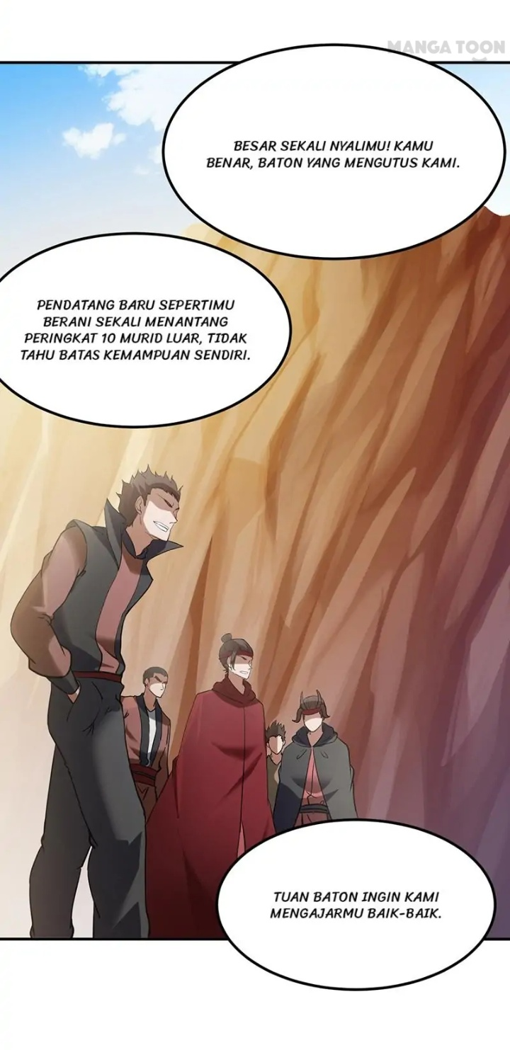 Martial Arts Reigns Bahasa Indonesia Chapter 46