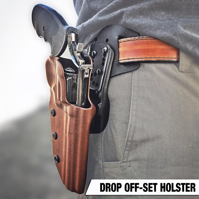 doh system, doh rig, drop holster, drop off set holster, drop offset holster, drop rig holster, idpa holster, uspsa holster, ipsc holster, dara holsters