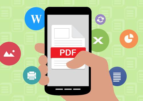 كيفية تعديل ملفات pdf على هاتف أندرويد
