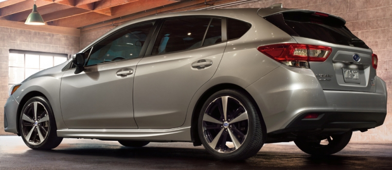 2017 Subaru Impreza 5 Door Coming Late This Year