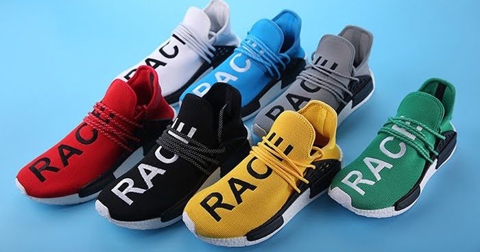 hot sale online e347d dc8e0 Pharrell Williams x adidas NMD Human Race Upcoming Coloways ...