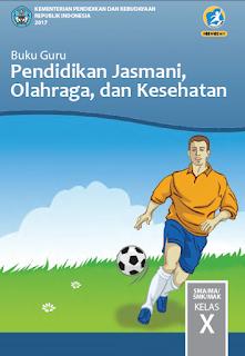 Buku Paket Penjaskes Kelas 10 Kurikulum 2013