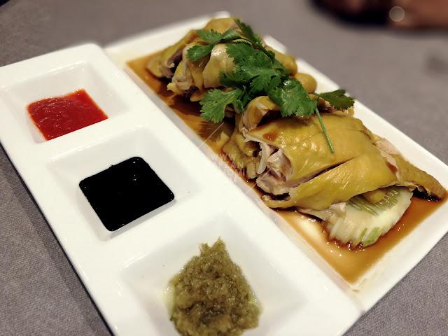 Nikmati Bread O Clock & Hainanese Chicken Rice Hanya Di PappaRich Pavilion Kuala Lumpur