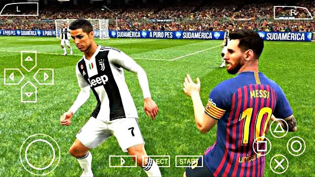 Download PES 2019 Android Offline Best Graphics