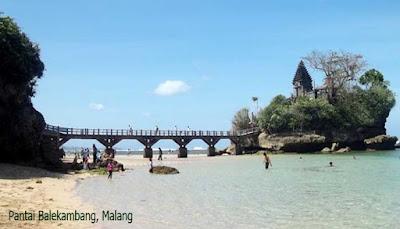 Balekambang Beach, Malang
