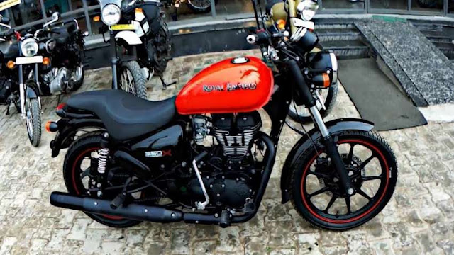 Royal Enfield Thunderbird 350X ABS Price In India